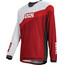 IXS Race 7.1 DH Bike Jersey Longsleeve Men red/white